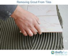 Removing Grout From Glass Tile by How To Remove Excess Dried Mortar Or Grout From Ceramic