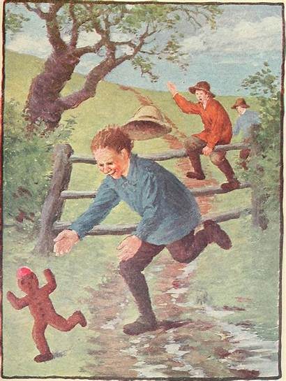 Gingerbread Running Wikipedia Hombre Wiki Jengibre 1918