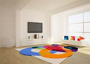 bubbles outline contemporary modern area rugs by sonya With tapis de marche avec sofa canapé