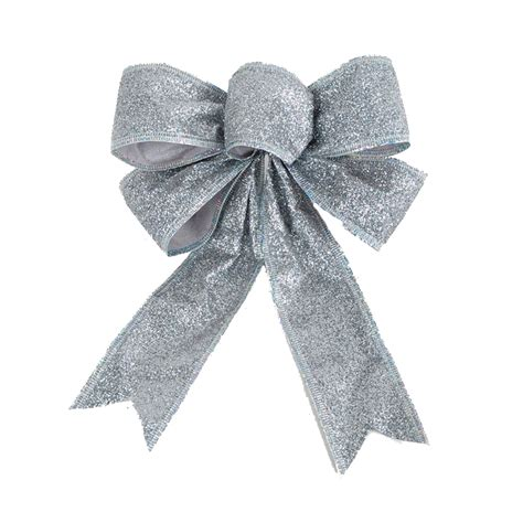 wishmade bow shape flannel christmas decoration xmas