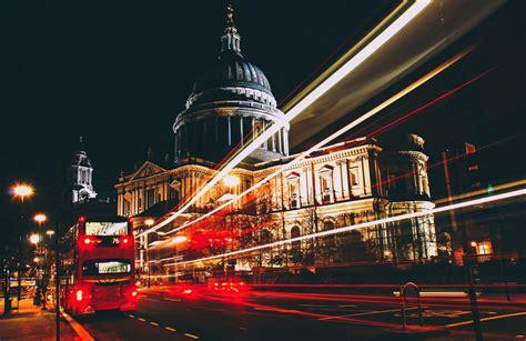 london  night  smallcarbigcity