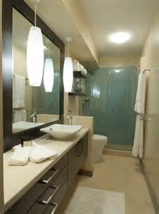 home design idea bathroom designs narrow long