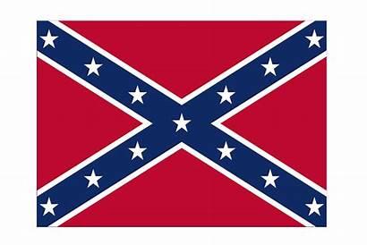 Flag Southern States United Usa Sticker 3x4