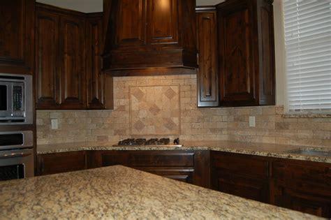 backsplash for kitchen with granite beautiful kitchen custom cabinets tumbled marble