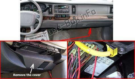electronic throttle control 2005 buick park avenue auto manual buick park avenue 1997 2005