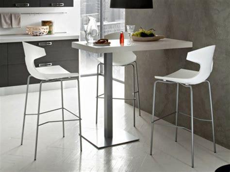 table de cuisine haute table ilot cuisine haute kirafes