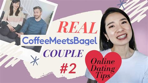 The first time, we met for coffee (although, ironically, neither of us drink coffee) and chatted for a few hours. REAL Coffee Meets Bagel Couple #2- How to Ask a Girl Out with Only 4 Texts - Online Dating Tips ...