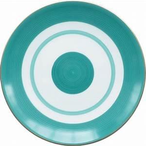 Assiette Bleu Canard : assiette milleroues cible assiettes bleu canard 39 vert d eau 23 marie da ge ~ Teatrodelosmanantiales.com Idées de Décoration