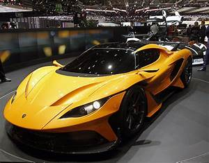 The World's Most Expensive Cars for 2017 | Pictures | Pics ...
