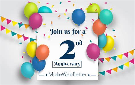 celebrating  years  success makewebbetter