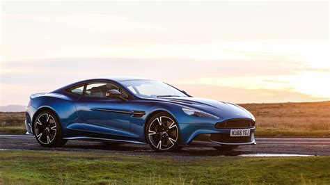 Review Aston Martin Vanquish by Aston Martin Vanquish S 2017 Review Car Magazine