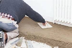 prix d39une dalle de beton With faire une chape exterieur