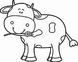 Cows Cool2bkids sketch template