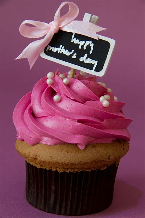 day cupcakes happy mothers day cupcakes toetjes en taarten pinterest
