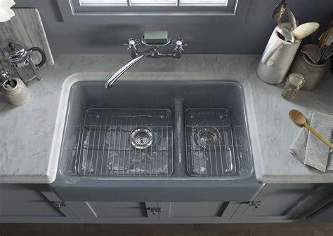 apron kitchen sinks cast iron sinks guide the kitchen sink handbook 1323