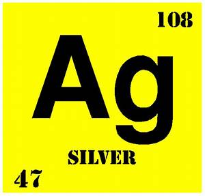 Silver Periodic Table Symbol | www.imgkid.com - The Image ...