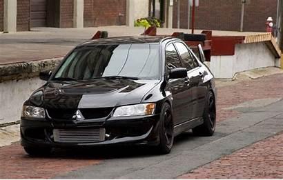 Mitsubishi Evo Lancer Evolution Viii Wallpapers Aggressive