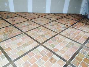 vente renovation sols anciens pierre terre cuite With carrelage sol ancien