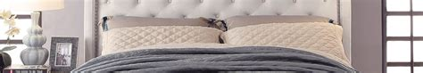 Fabric Headboards Canada by Upholstered Fabric Beds Beds Bedroom