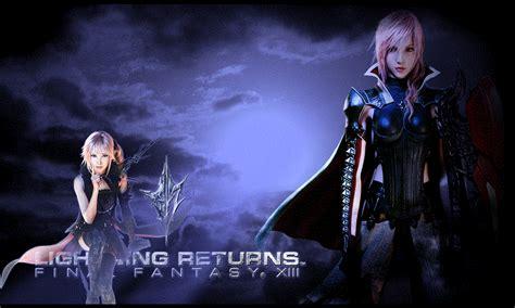 free lightning returns final fantasy xiii wallpaper hd apk