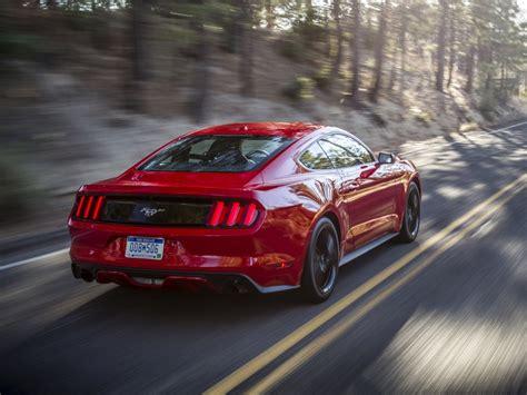 camaro leads  mustang    pony car sales war