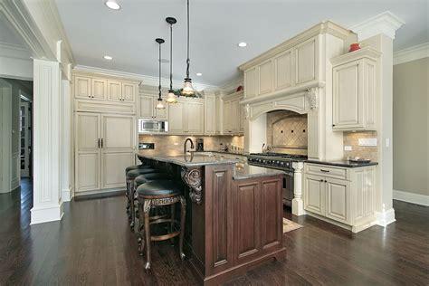 bi level kitchen island 64 amazing kitchens with island home designs 4619