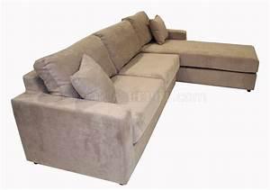 Microfiber sectional sofa with pull out bed for Microfiber sectional sofa with pull out bed
