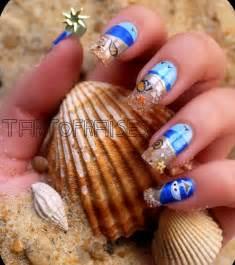 Nail art summer designs