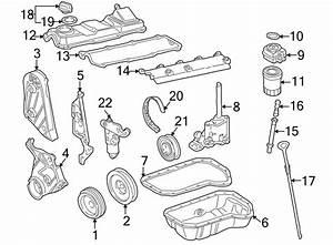 Volkswagen Jetta Engine Timing Belt Tensioner Pulley
