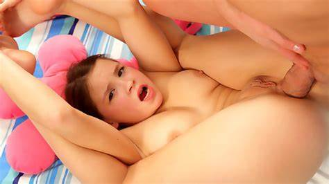 Mini Oriental Baby With A Tightly Slit