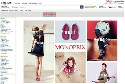 monoprix si e social amazon de l e commerce au social commerce madig