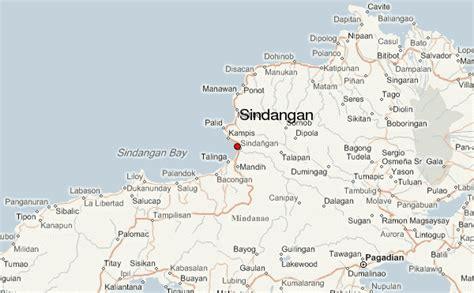 sindangan location guide