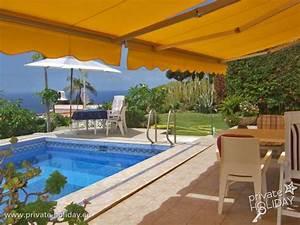 Bungalow Mit Pool : bungalow mit pool und terrassen am meer in la victoria ~ Frokenaadalensverden.com Haus und Dekorationen