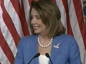 "Pelosi: I Am ""Master Legislator,"" ""Astute Leader ..."