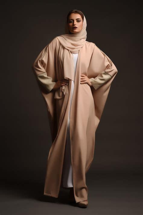 qatar fashion designers offer  twist  abaya designs