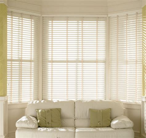 Ivory Blackout Curtains by Wooden Blinds Rtblinds