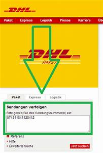 Post Sendungsnummer Verfolgen : dhl sendung online verfolgen so geht s chip ~ Watch28wear.com Haus und Dekorationen