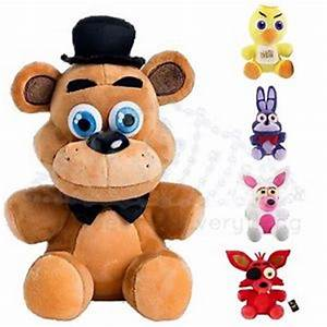 Funko Five Nights At Freddy's Collectible Plush Lot/5 ...