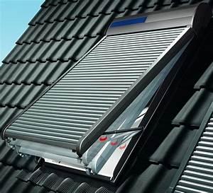 Velux Dachfenster Rollo : velux rollladen ausstellarm zoz 217 dachmax dachfenster ~ Watch28wear.com Haus und Dekorationen