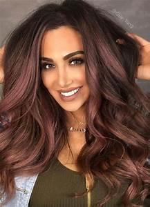 Couleur Cheveux Tendance 2017 : 50 magnifiques couleurs cheveux tendance 2017 coupe de ~ Melissatoandfro.com Idées de Décoration
