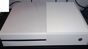 White Xbox One pictures show off newly coloured console