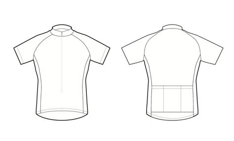 jersey template jersey eastern tandem rally