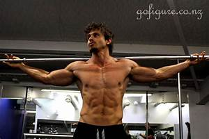 Manu Bennett Bodybuilding   www.pixshark.com - Images ...