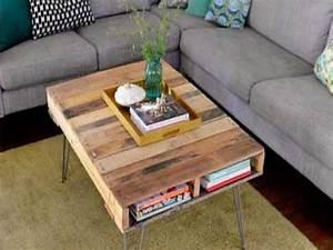 fabriquer une table de salon 20170926111653 tiawukcom With idee de couleur pour salon 13 la table basse design en mille et une photos avec beaucoup