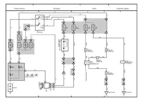 Hvac System Diagram 1991 Toyotum Mr2 by Repair Guides