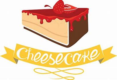 Cheesecake Clipart Vector Strawberry Bakery Jam Clip
