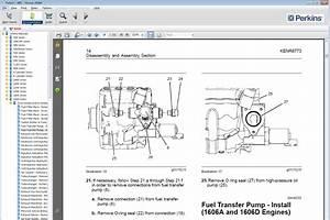 Perkins Spi2 2018a Parts  U0026 Service Catalog