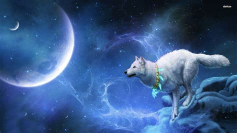 Galaxy Wolf Wallpaper by Galaxy Wolf Wallpapers Top Free Galaxy Wolf Backgrounds