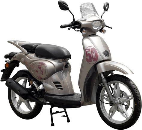 motorroller mit 3 rädern luxxon motorroller 50 ccm 45 km h 187 alex 171 kaufen otto