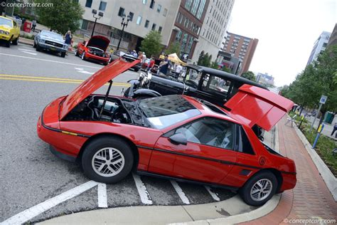 Auction Results And Data For 1988 Pontiac Fiero